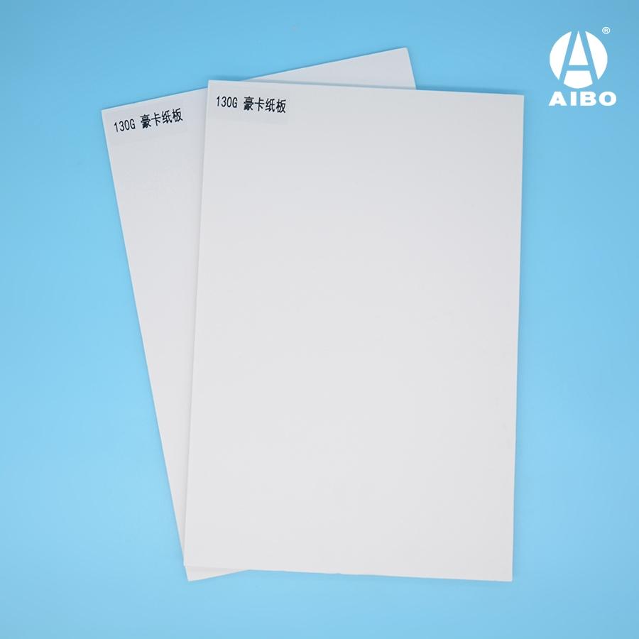 White Paper Foam Board 5mm  PS Foam Sheet for Advertising