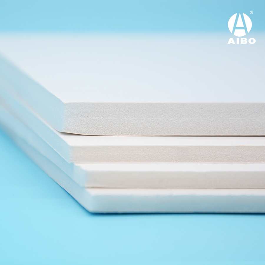 5mm white foam core for framing and mounting