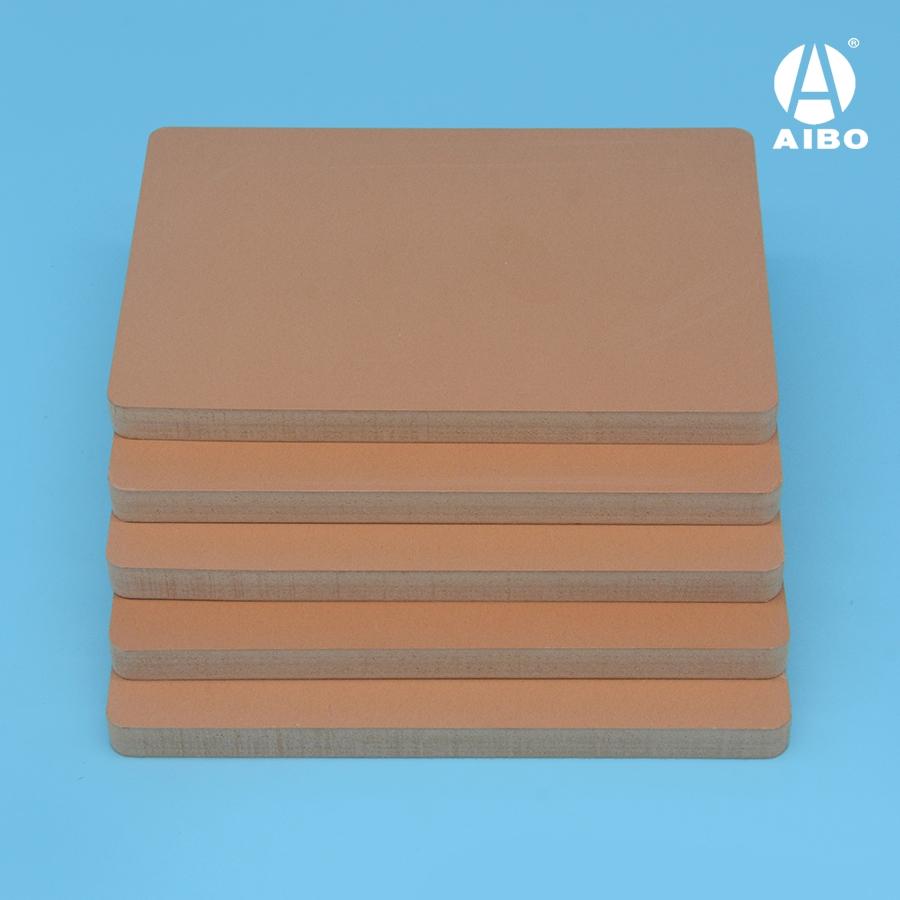 waterproof 18mm high density wpc pvc foam board