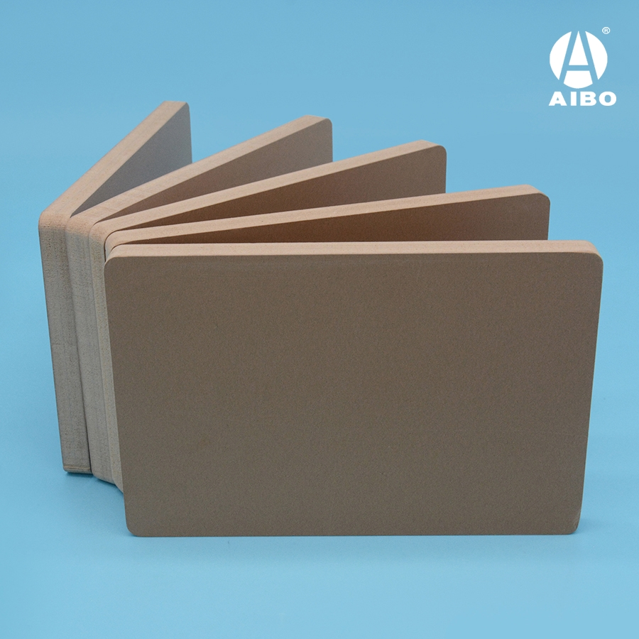 wood plastic composite pvc foam board for kitchen cabinet and bathroom cabinet