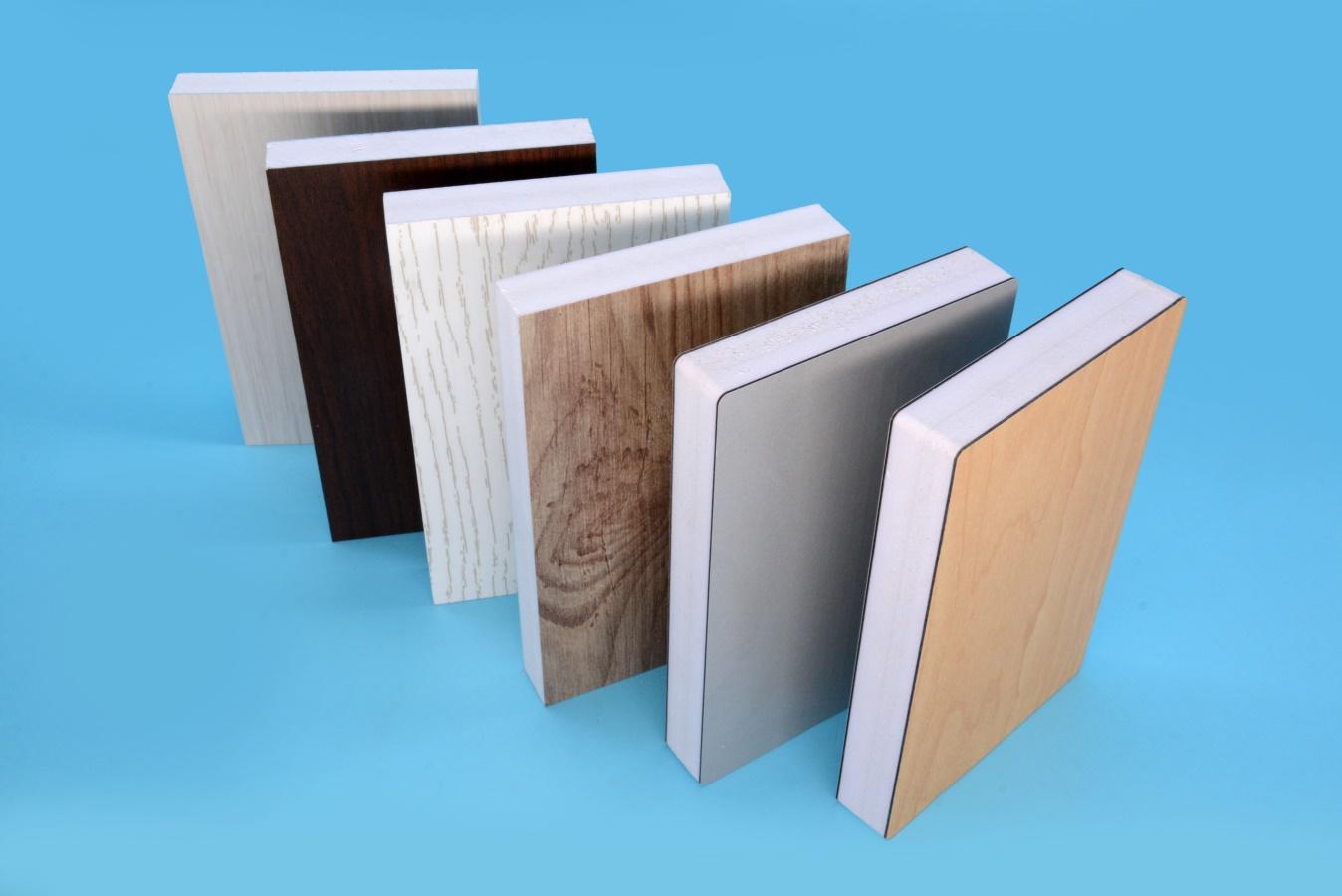 0.5mm  aluminium sheet laiminated board sheet for furniture