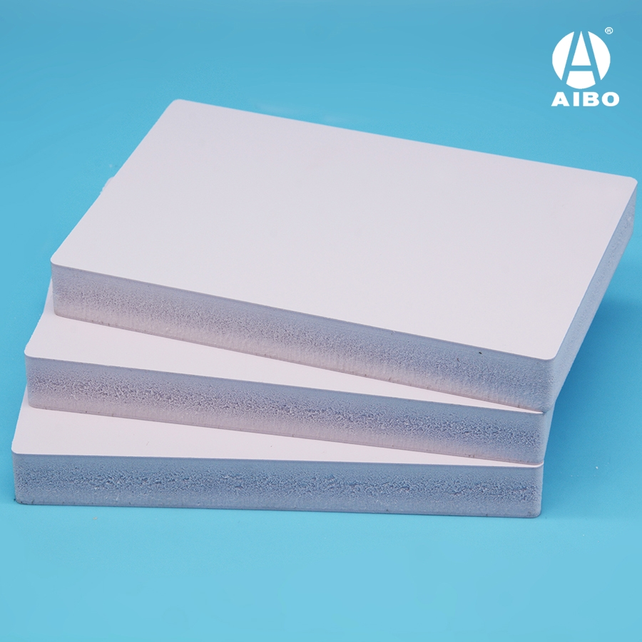 PVC Celuka Foam Sheet / 10mm 0.40 density