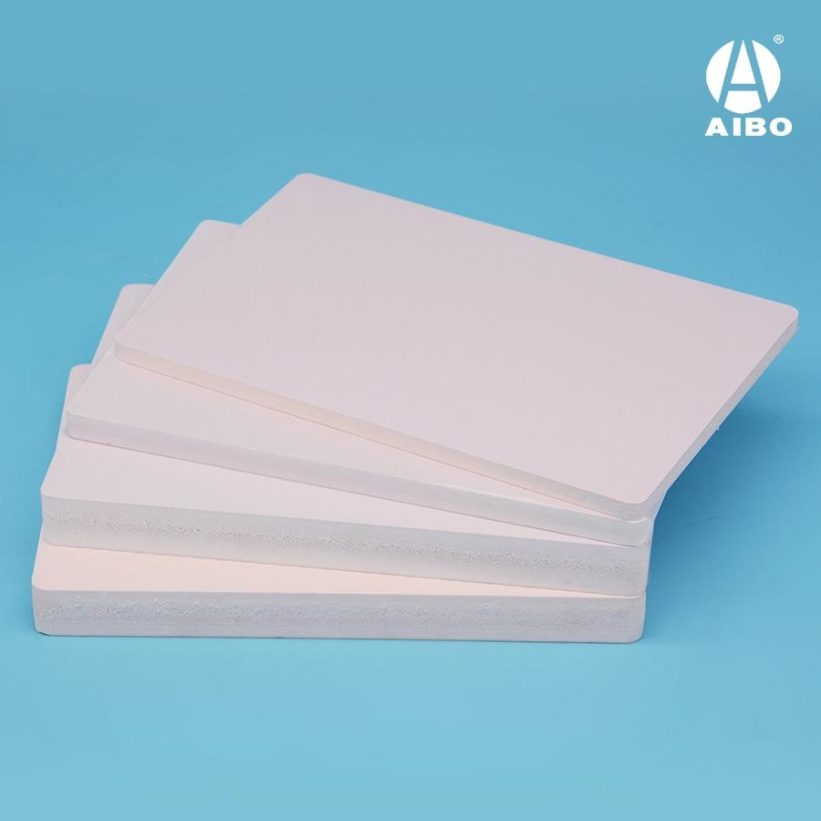 Mat finished inkjet printable pvc plastic sheet