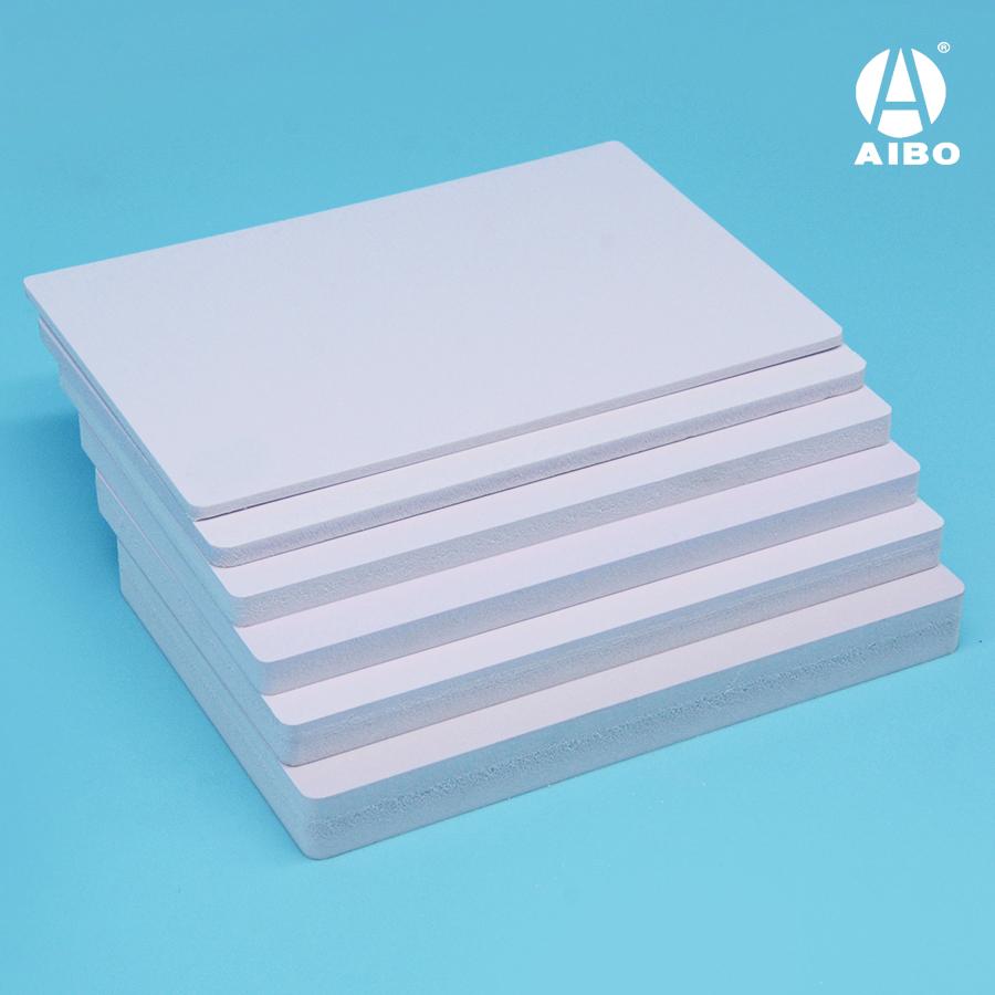 12mm pvc advertising foam board 4x8 hard pvc foam sheet