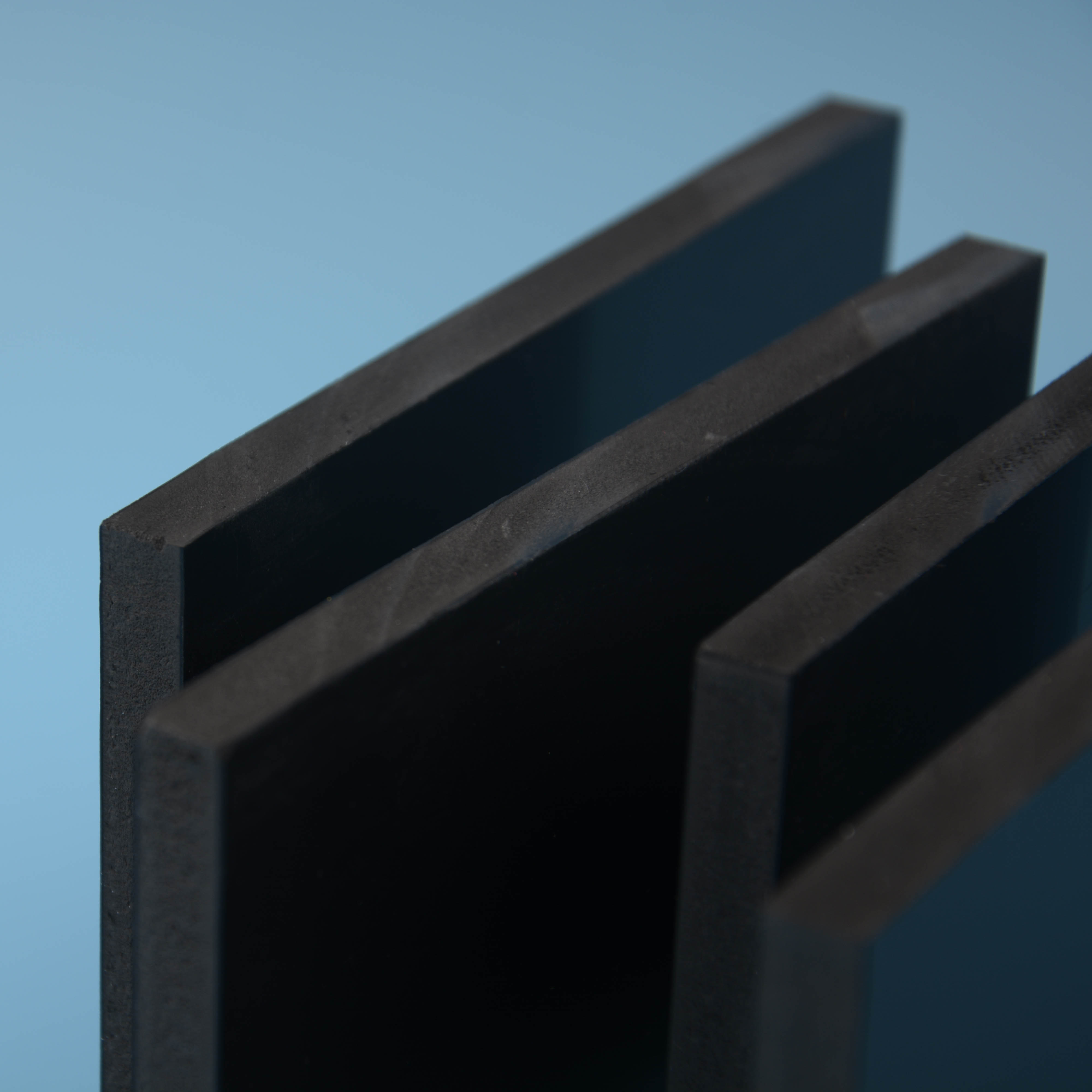 Black PVC Foam Board sheet