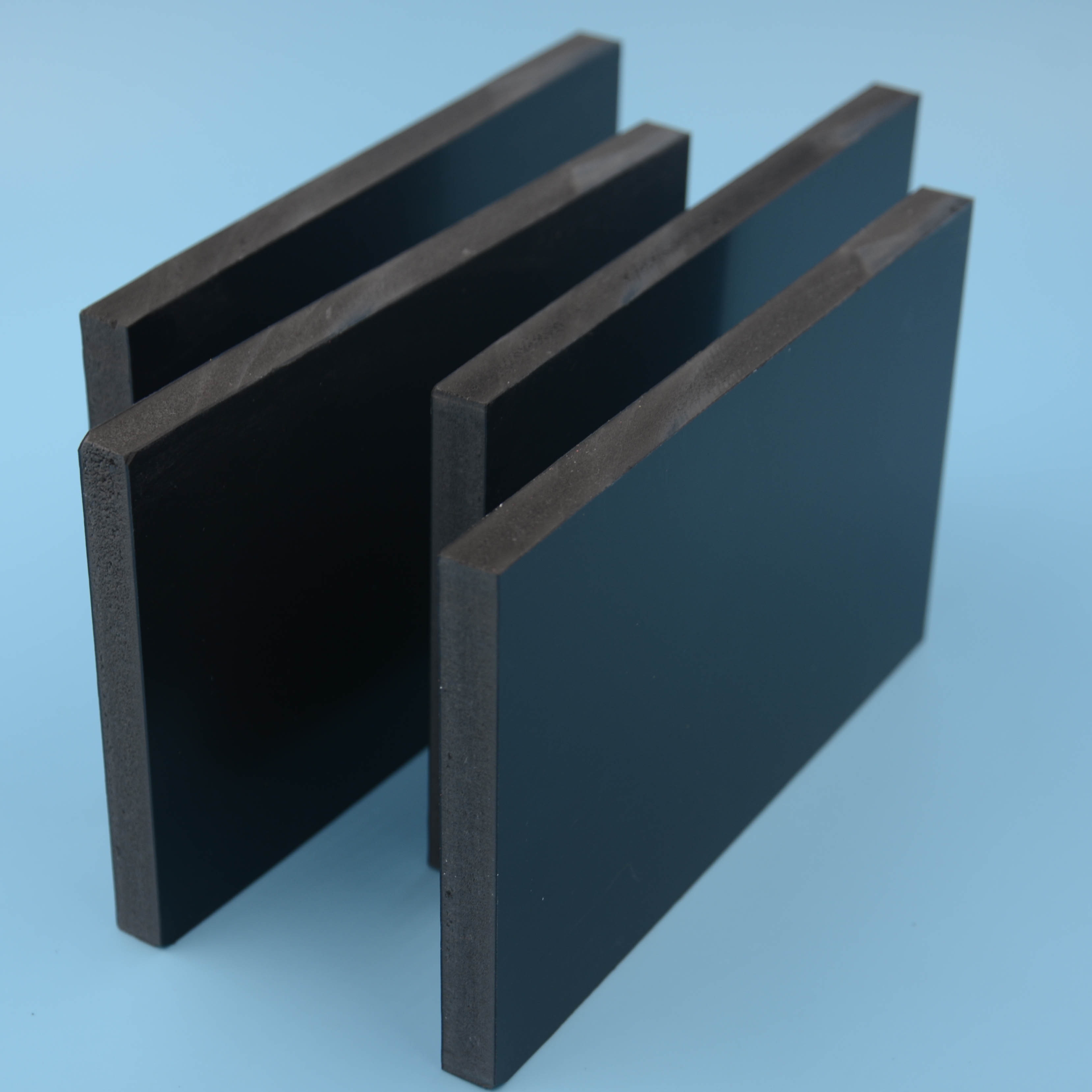 pvc foam board black color 3mm 5mm x 1220x2440mm