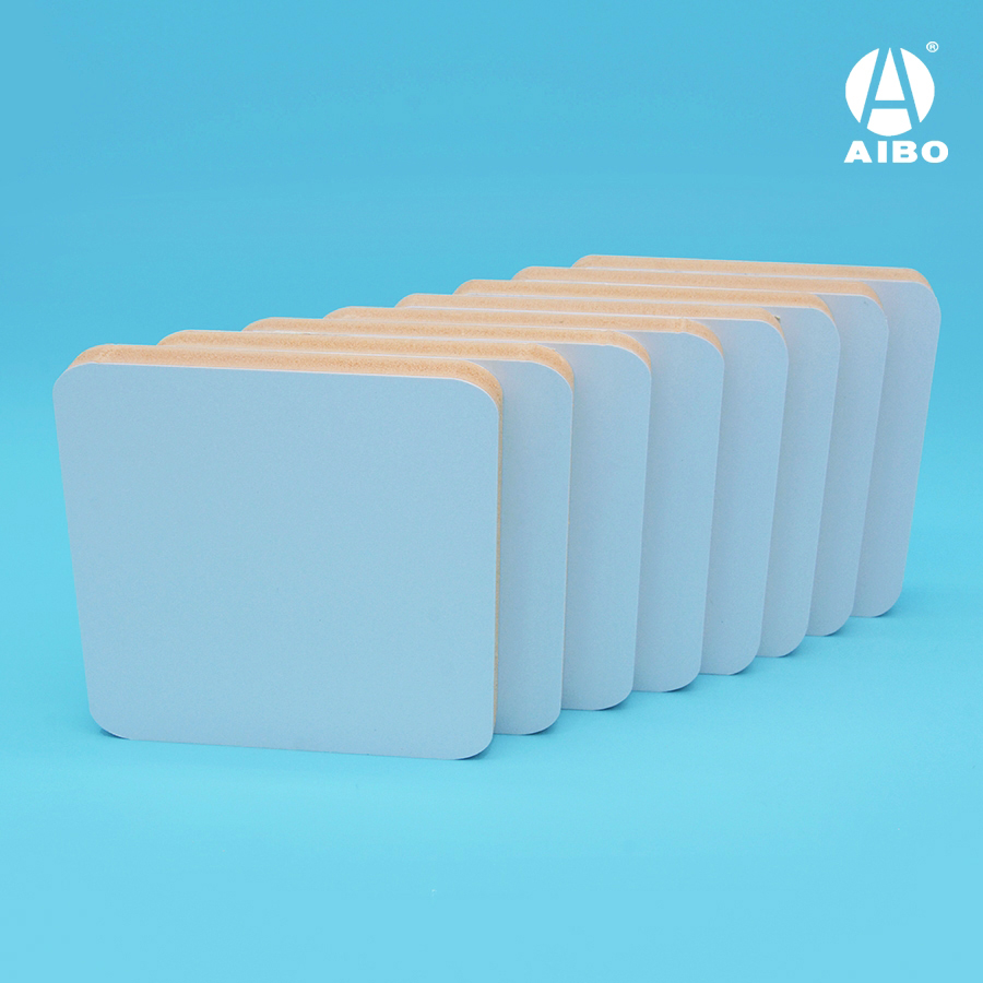Rohs compliance  1220 x 2440 mm WPC foam board for  cabinet