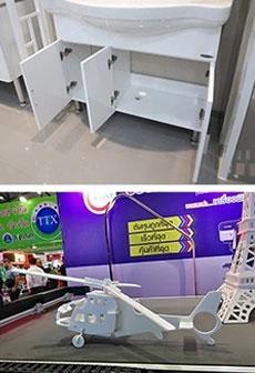 PVC Celuka Foam Sheet