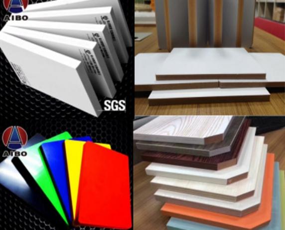 Aluminium Sheet Laminated