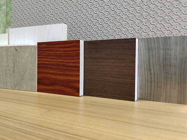 PVC Paint Free Furniture Foam Board
