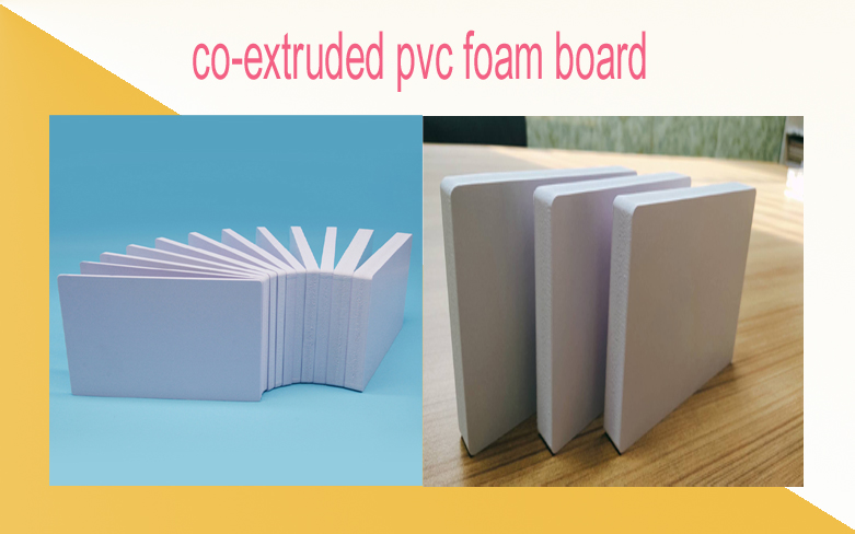 Product intruduction- Co-extruded  foam board