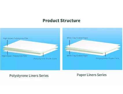 Structure of Polystyrene Foam Board