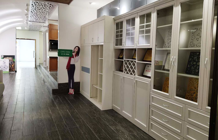 Product Application Showroom