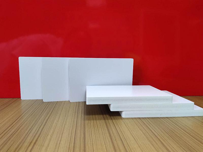 pvc foam board sheet white 48 x 96 inches