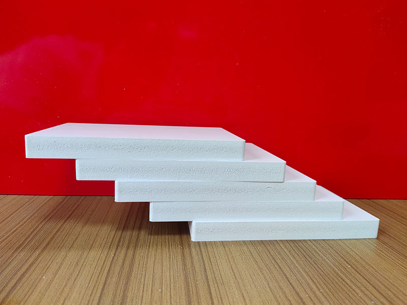foamed pvc sheet for graphics/POP display/ industrial use