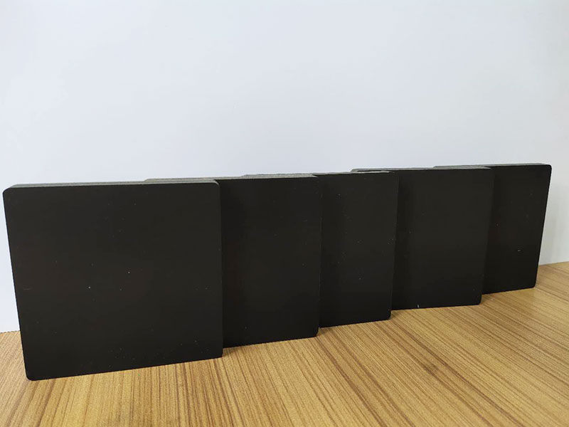 Best cell structure foam core color pvc flexible plastic sheet