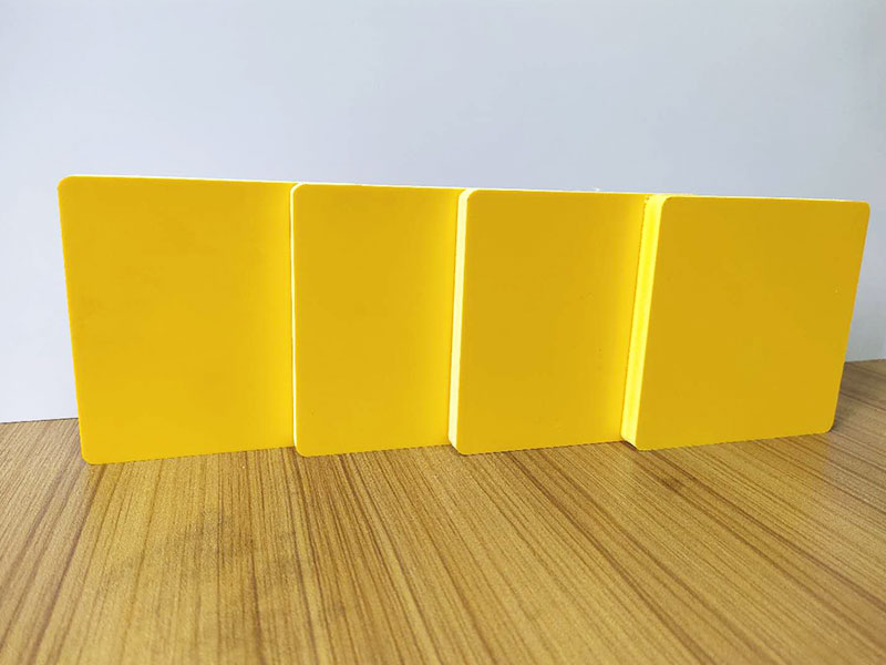 PVC Colored Foam Board / 5mm  0.50 density