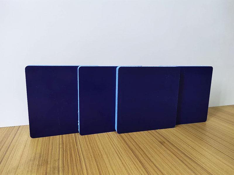 High Density PVC Foam Board color pvc sheet