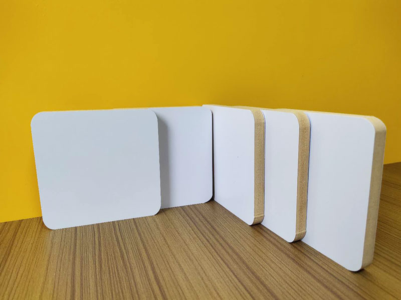 Rohs compliance  1220 x 2440 mm WPC foam board for PVC cabinet
