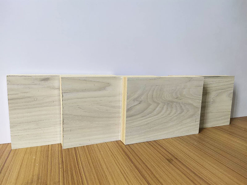 wood grain laminated Water Proof PVC Foam Board For Furniture