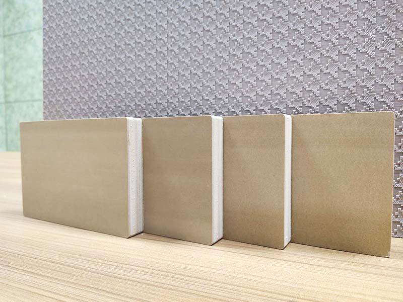 water proof  15mm wood plastic composite board sheet