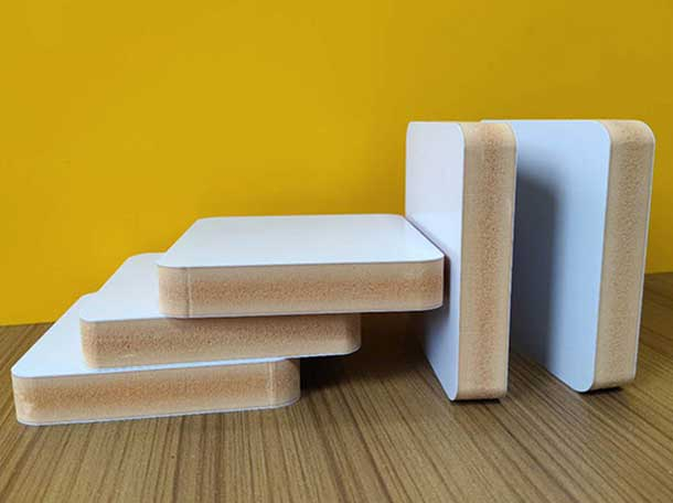 WPC Co-extruded Foam Sheet