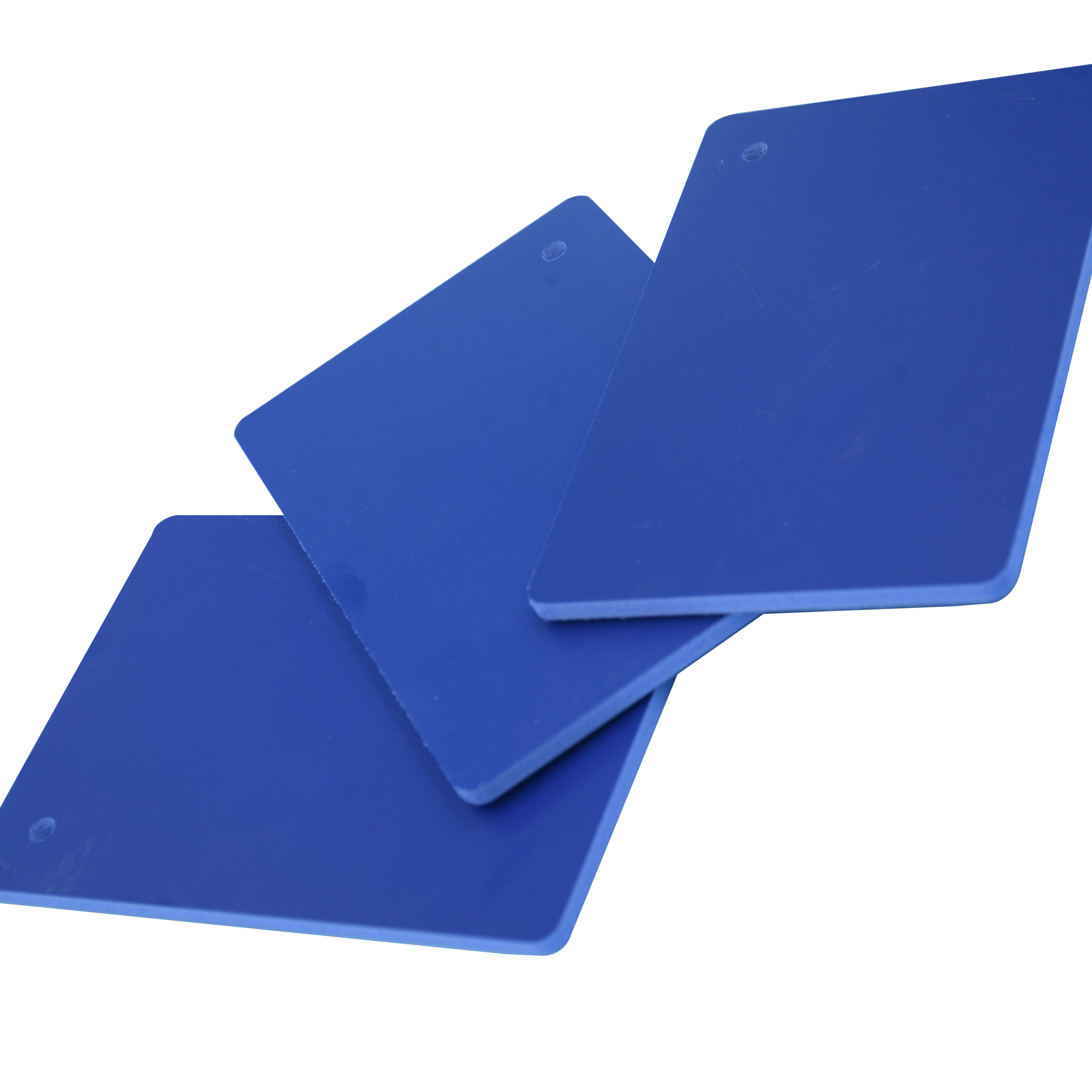 red yellow blue green black colour PVC foam board sheet